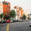 Georgetown in Washington, DC - Stock Photo