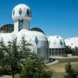 Space Colony at Biosphere 2 — Stock Photo