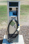 EV Charging Station — Stock Photo