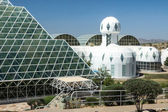 Biosphere 2 Space Colony — Stock Photo