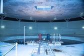 Biosphere 2 Pressure Control Room — Stock Photo