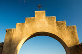 Pasarela española — Foto de Stock