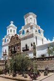 Mission San Xavier del Bac — Stock Photo