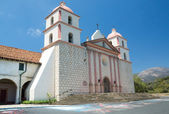 Spanish Mission in Santa Barbara — Stock Photo