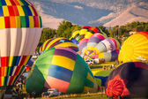 Reno Great Balloon Race — Stock Photo