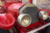 Vintage Firetruck — Stock Photo