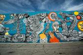 Public Art in Revitalised Downtown Las Vegas — Stock Photo
