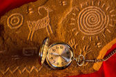 Time After Time — Stock Photo