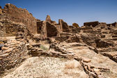 Chaco Ruins at Pueblo Bonito — Stock Photo
