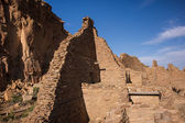 Chaco Canyon Great House Ruins — Stock Photo