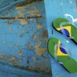 Stock Photo: BraziliFlipflop Havaianas