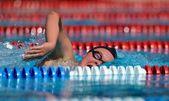 Swimming - Sport — Stock Photo