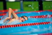 Swimming - Sport — Stock Photo