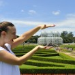 Botanic Garden in Curitiba, Brazil — Stock Photo #14767511