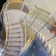 Curved Stairway — Stock Photo