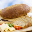 Stock Photo: Continental bread