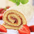 Swiss roll — Stock Photo #16242169