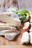 Selezione di formaggi — Foto Stock
