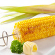 Grilled corn — Stock Photo #17482533