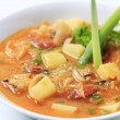 Cabbage soup — Stock Photo #17482689