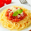 Spaghetti Bolognese — Stock Photo #19449021