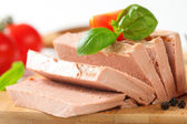 Liver mousse — Stock Photo