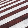 Zebra crossing — Stock Photo