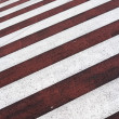 Zebra crossing - Stock Photo