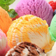 Assorted ice cream — Stock Photo #22978426