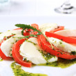 Caprese salad — Stock Photo #25069817