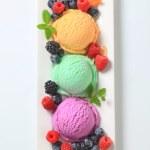 Assorted ice cream — Stock Photo #25448783