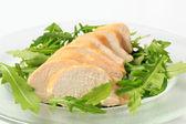Filete de pechuga de pollo — Foto de Stock