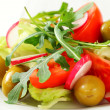 Fresh vegetable salad — Stock Photo #29634865