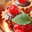 Mini tartlets — Stock Photo #30462879
