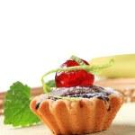 Mini tart — Stock Photo