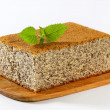Stock Photo: Poppy Seed Cake