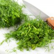 Fresh dill — Stock Photo #32212157