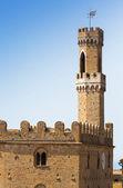 Palazzo dei Priori in Volterra — Stock Photo