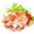 Stock Photo: Prosciutto di Parma