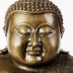 Meditating Buddha — Stock Photo #3350771