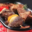 Shish kebabs — Stock Photo #34374255