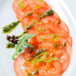 Tomato Carpaccio — Stock Photo #35947911