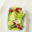 Refreshing salad — Foto de Stock