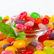 Stock Photo: Jelly beans