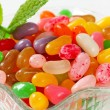Jelly beans — Stock Photo