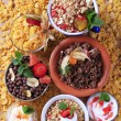 Постер, плакат: Assorted breakfast cereals