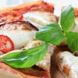������, ������: Eggplant and cheese pizza