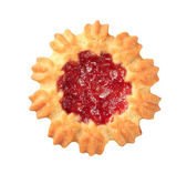 Jam cookie — Stock Photo