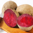 Fresh beetroots — Stock Photo #40038989