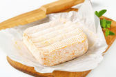 French washed rind cheese — Stock Photo